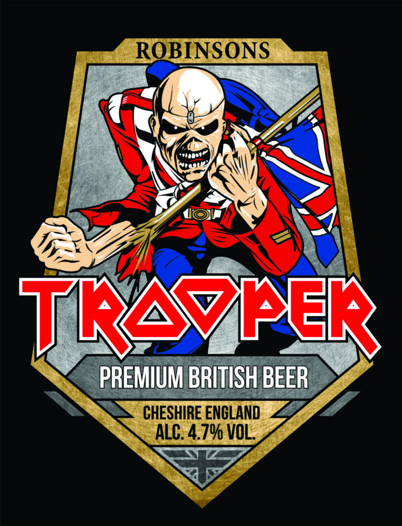 1 Trooper Beer